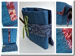 Double Interchangeable needle organiser case