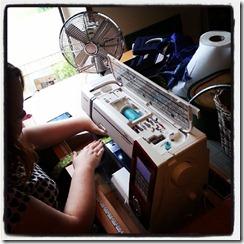 maisie sewing machine
